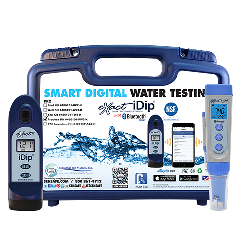 eXact iDip Process Water Pro kit