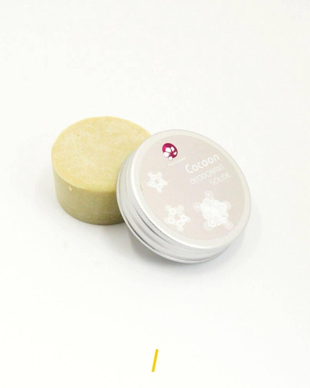 Le deodorant solide Cocoon - Pachamamai