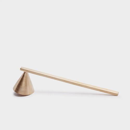 Ferm Living Brass Candle Extinguisher