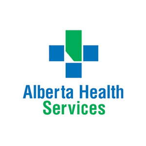Logo of the Alberta Health Services