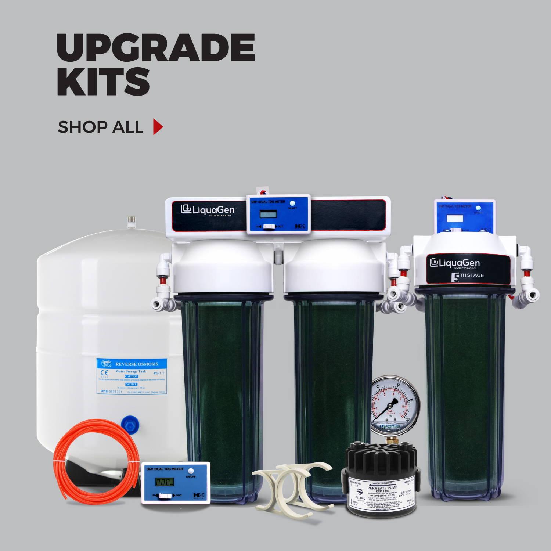 Upgrade filter kits