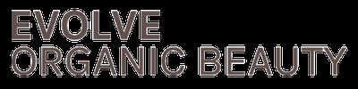 Evolve Organic Beauty Logo on The Clean Beauty Edit