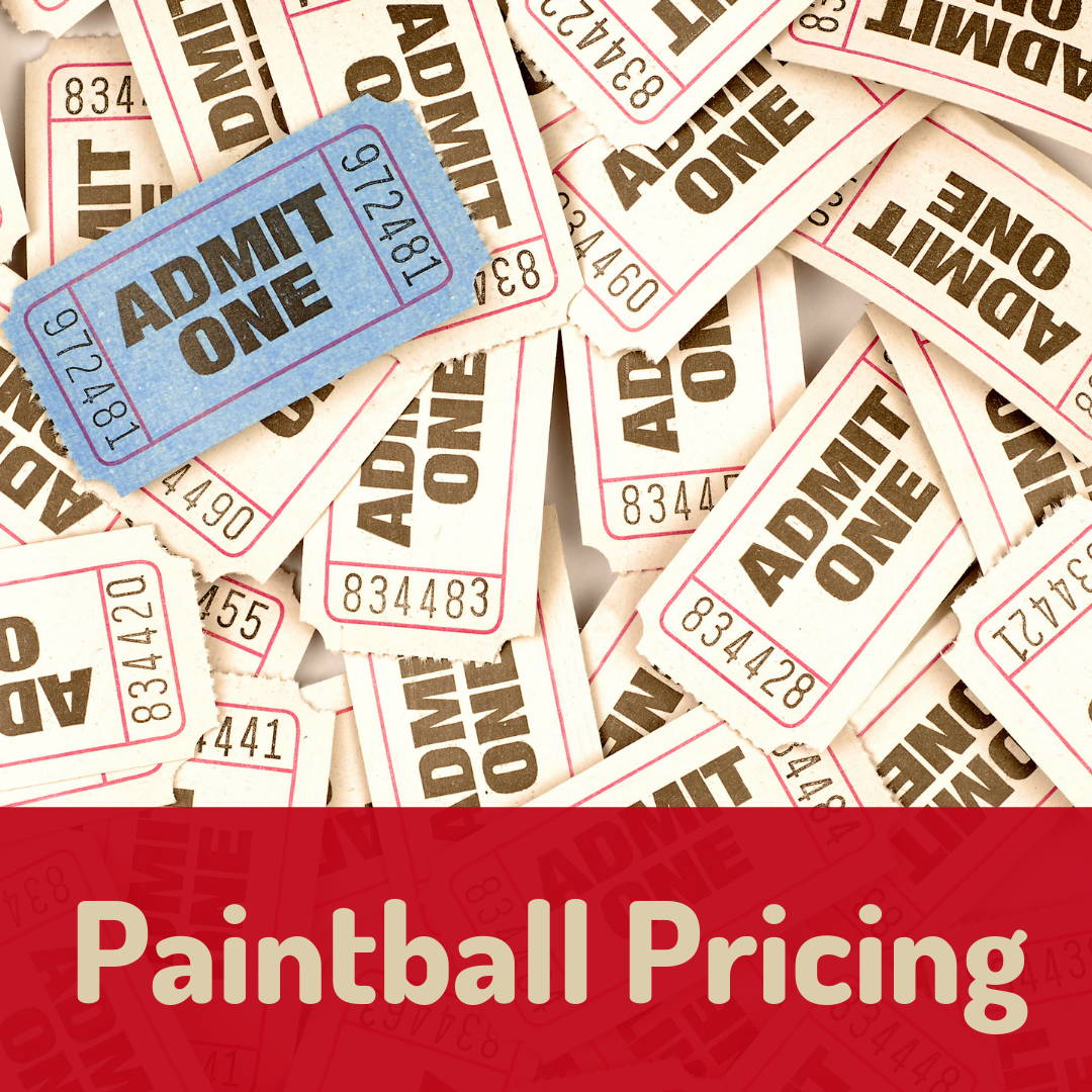Paintball Prices