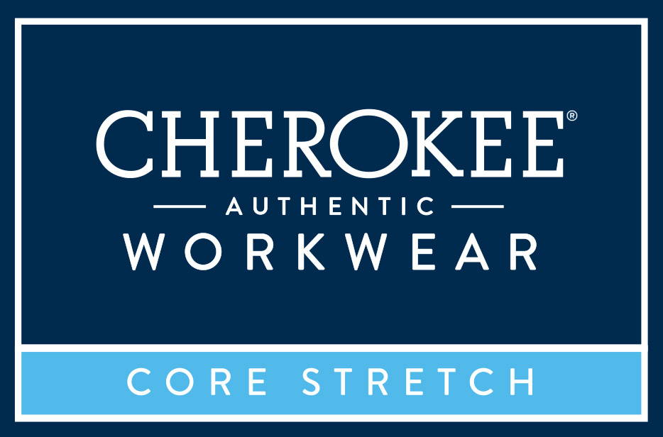 Cherokee Workwear Core Stretch Logo