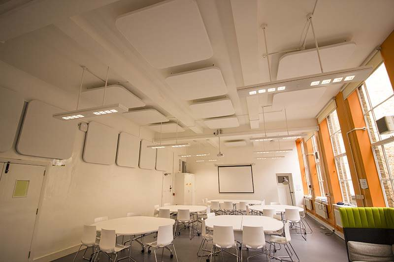 Acoustic Panels in Schools and Colleges