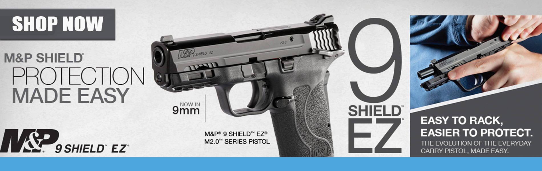 Shop Smith & Wesson EZ Series Pistols Now