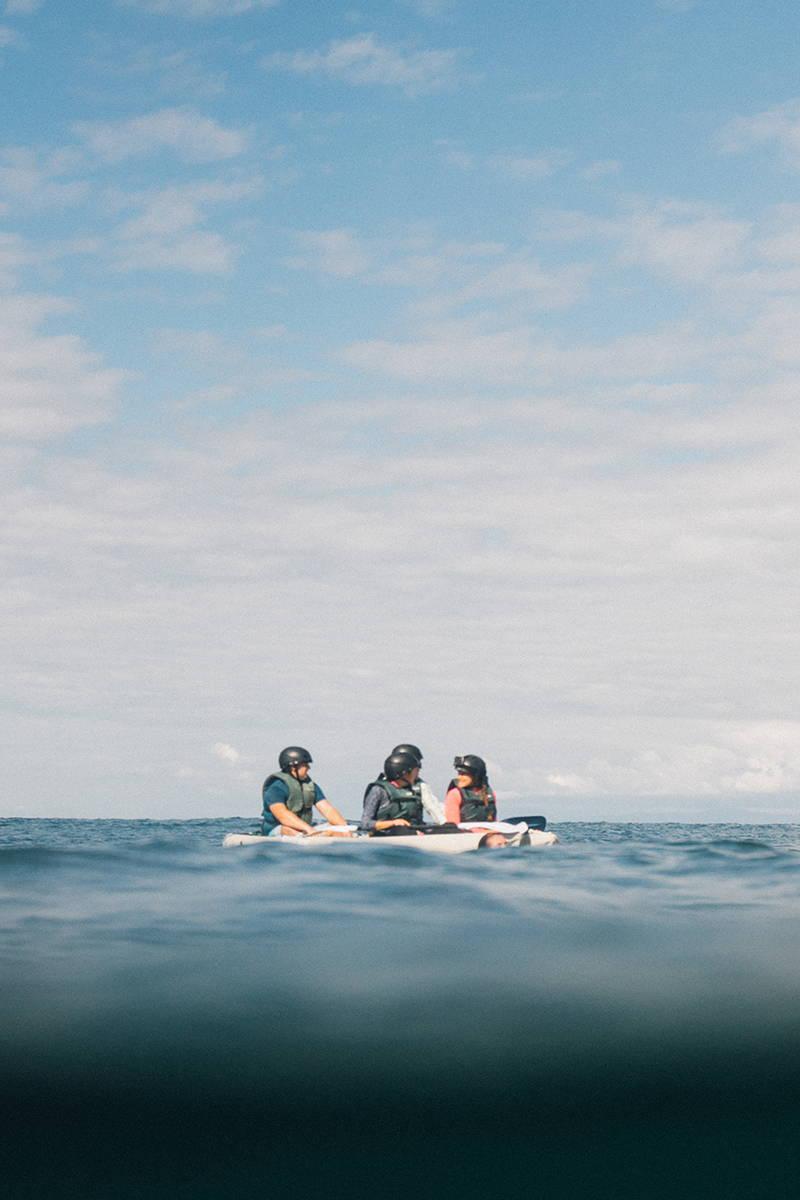 san diego kayaking in la jolla
