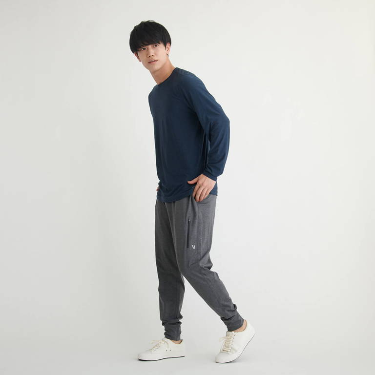 vuori(ヴオリ)/サンデー パフォーマンス ジョガー/ダークグレー/MENS