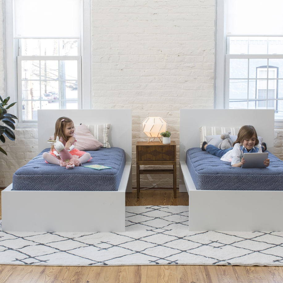 Little Luft mattress for children.