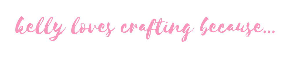 Why Kelly Griglione loves crafting