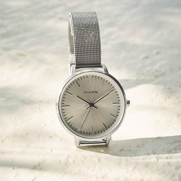 Find your new silver watch here
