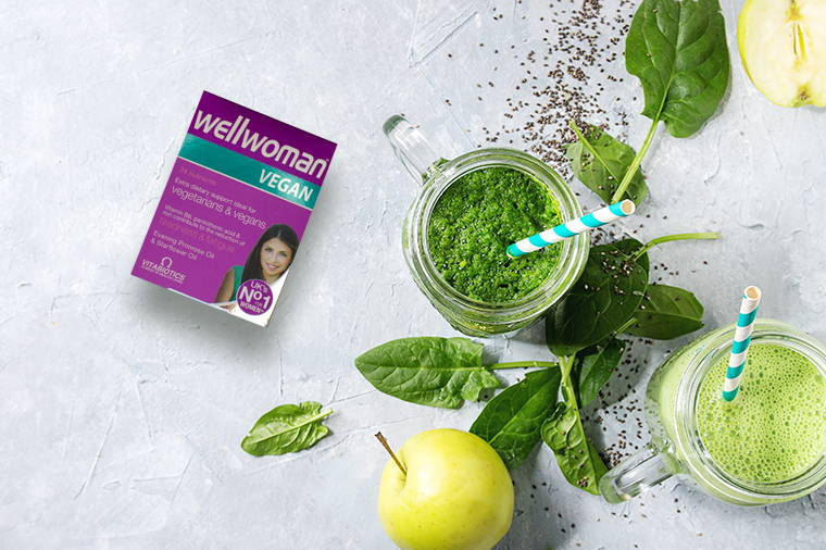 Wellwoman Pack With Green Smoothies