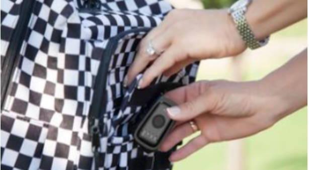 Amber Alert GPS Tracker