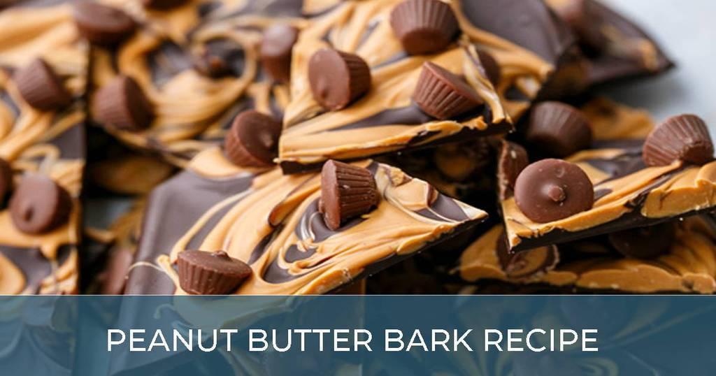Peanut Butter Bark Recipe