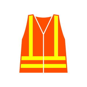 High visibility products from X1 Safety