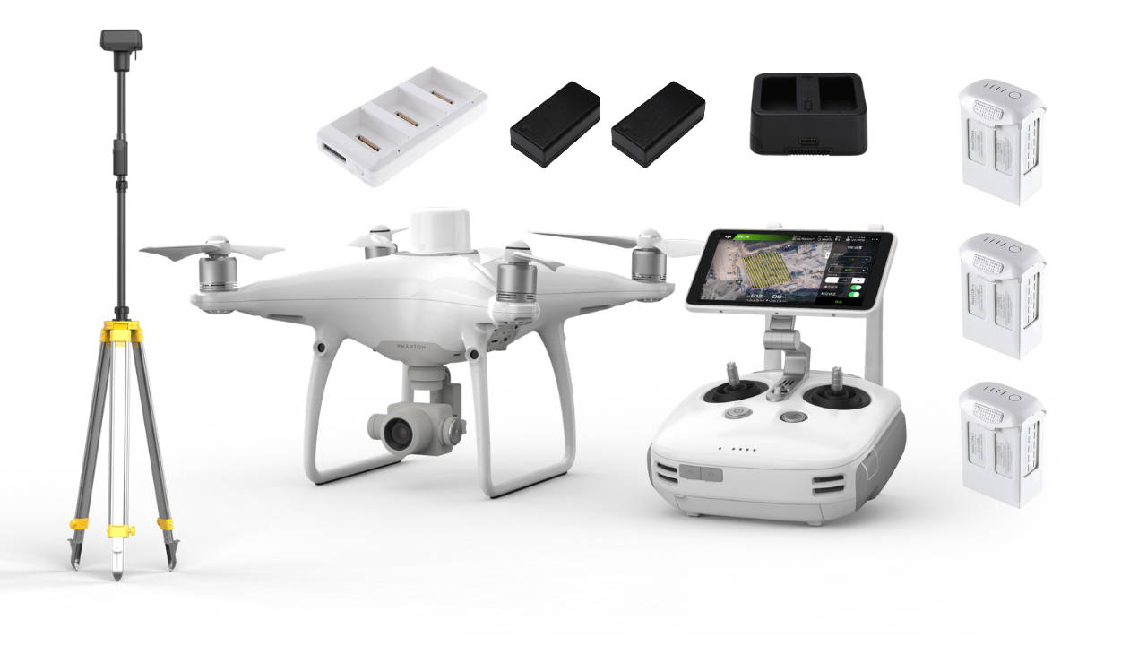 DJI Phantom 4 RTK Compact RTK Mapping Kit