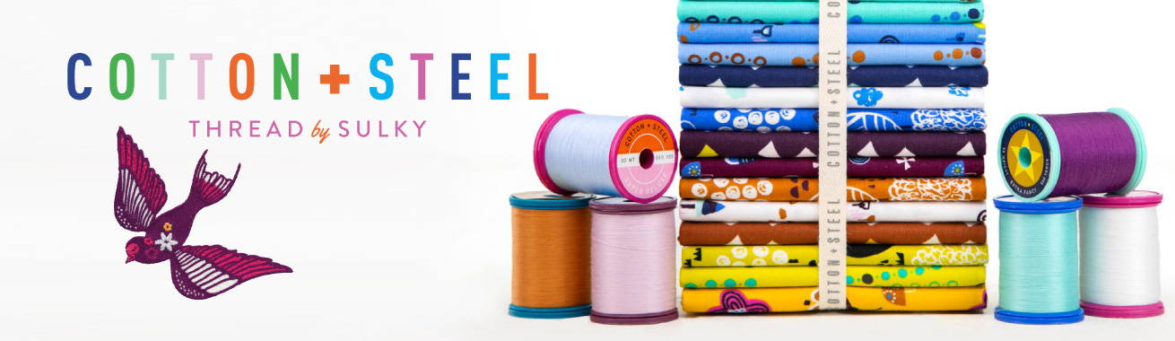 Cotton + Steel Thread