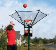 IC3 automatic shooting rebounder