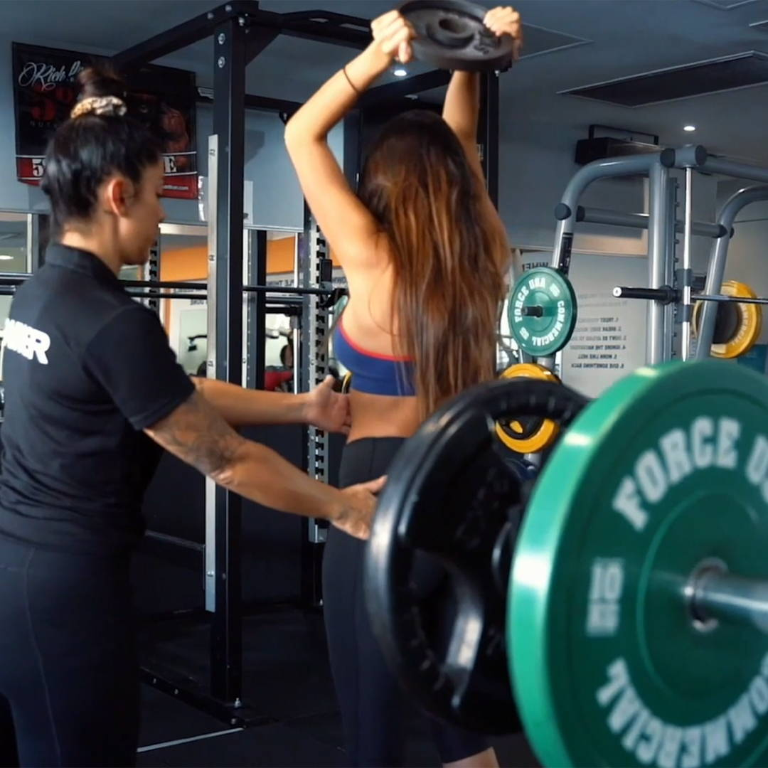 Commercial Gym Fit Out Functional Rack