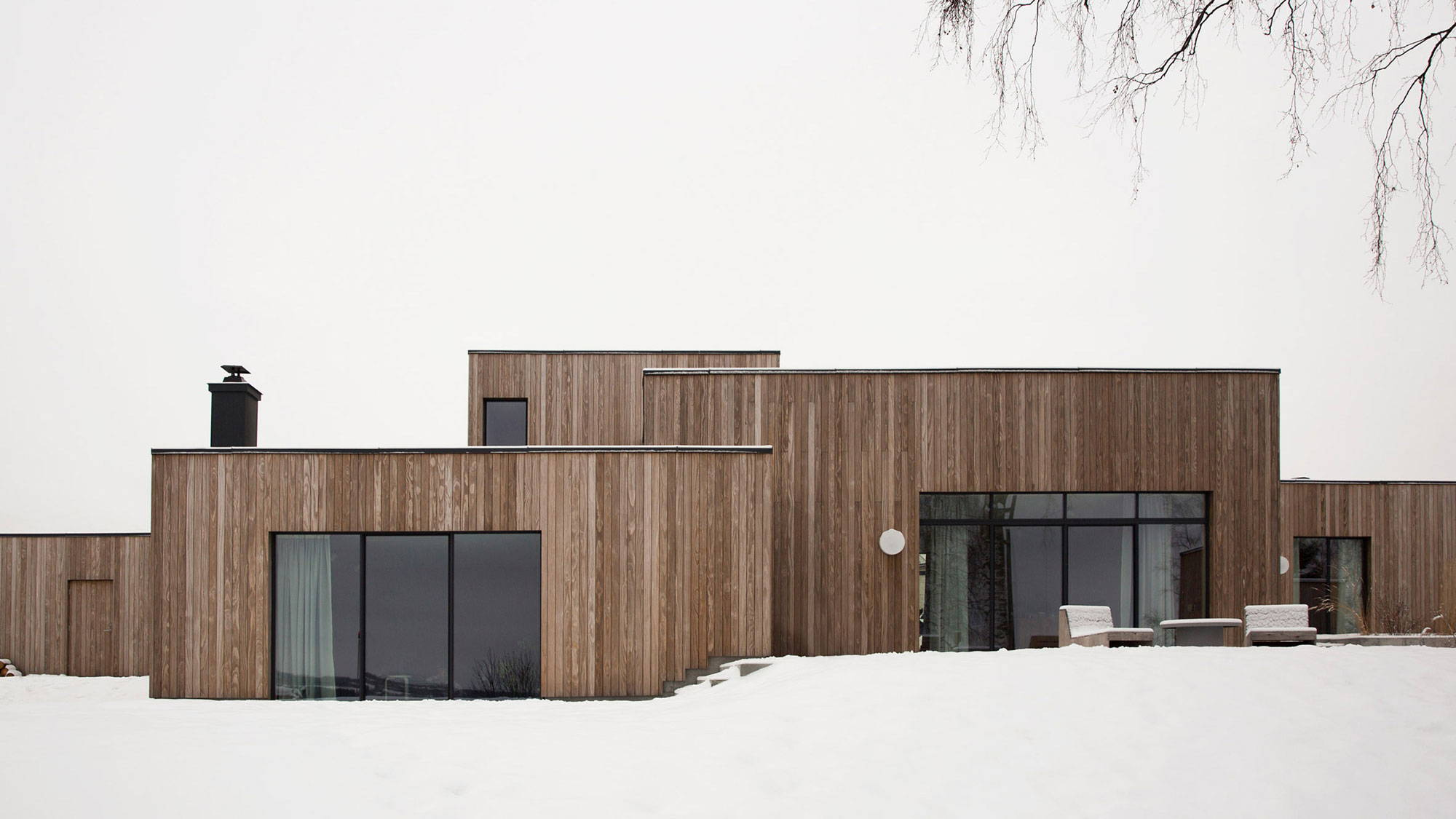 Gjoevik House | Norm Architects