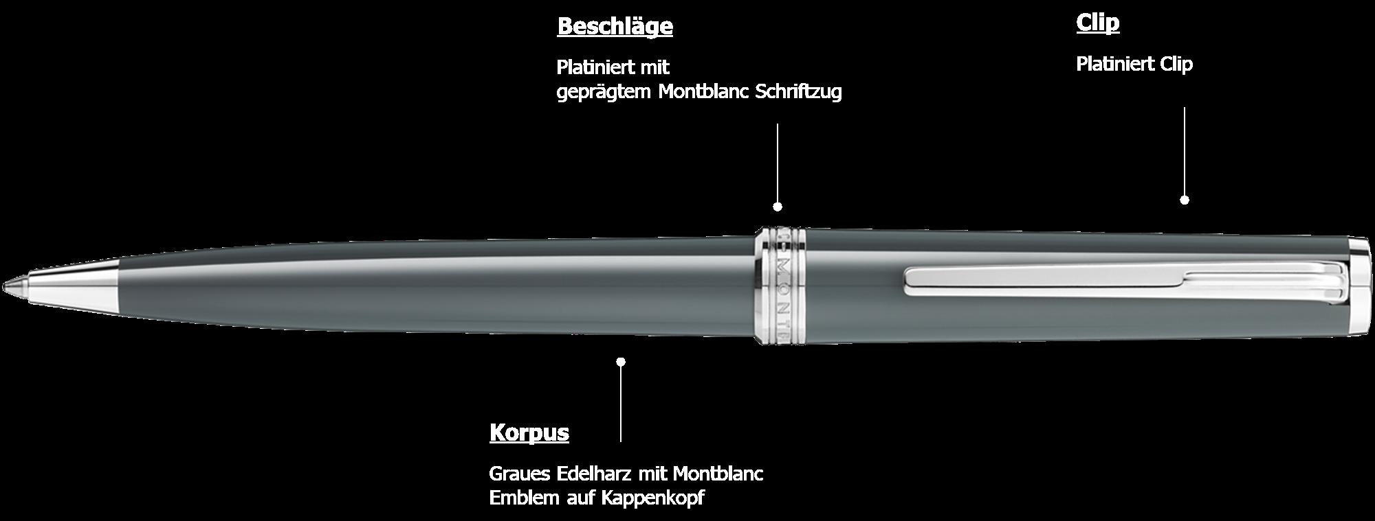 Montblanc PIX Grey