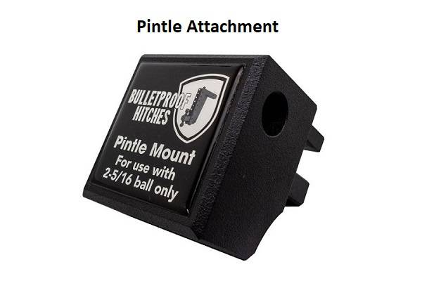 BulletProof Hitches - Pintle Attachment