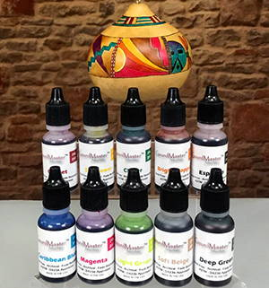 See what you can create with our Ink Dye color selections!