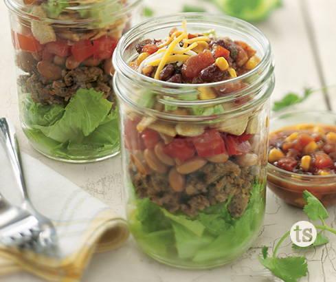 8-Layer Taco Salad
