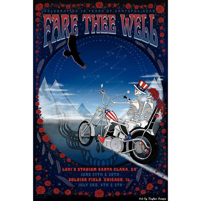 Taylor Swope Fare Thee Well poster