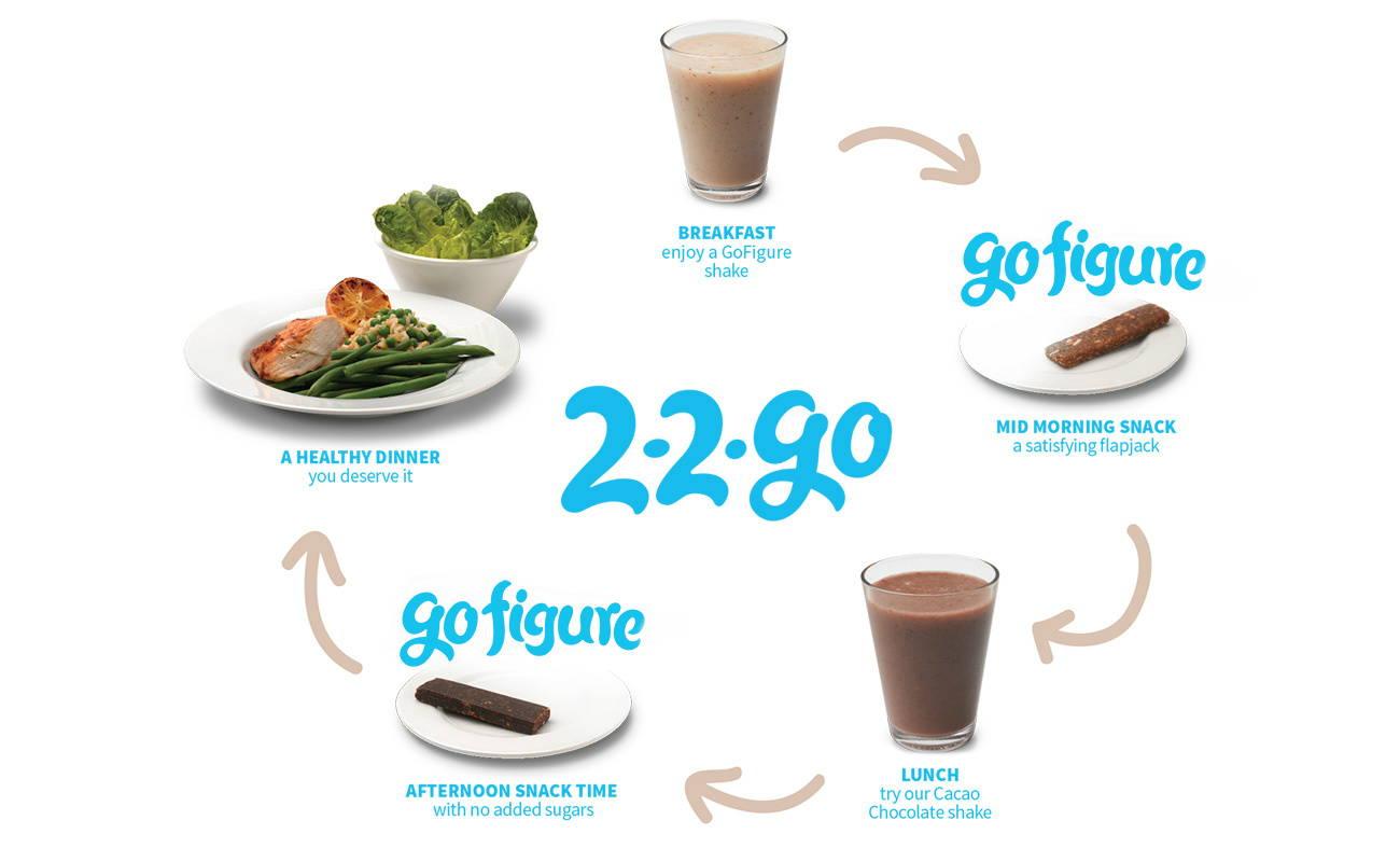 2 2 go diet plan