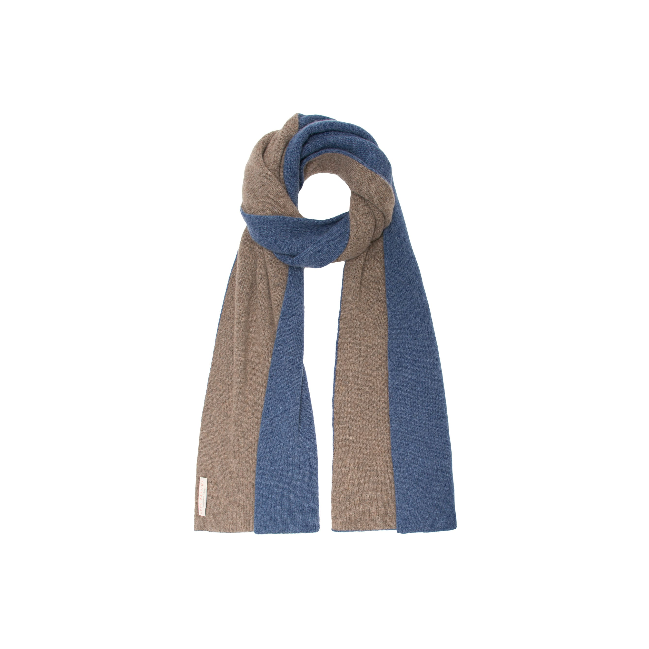 Luca Faloni Pure Cashmere Scarf Made in Italy