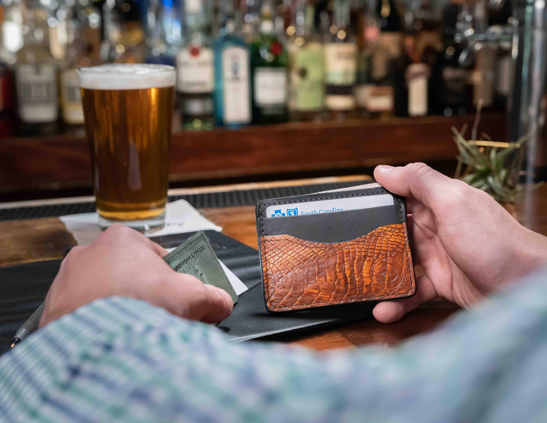 best alligator wallet