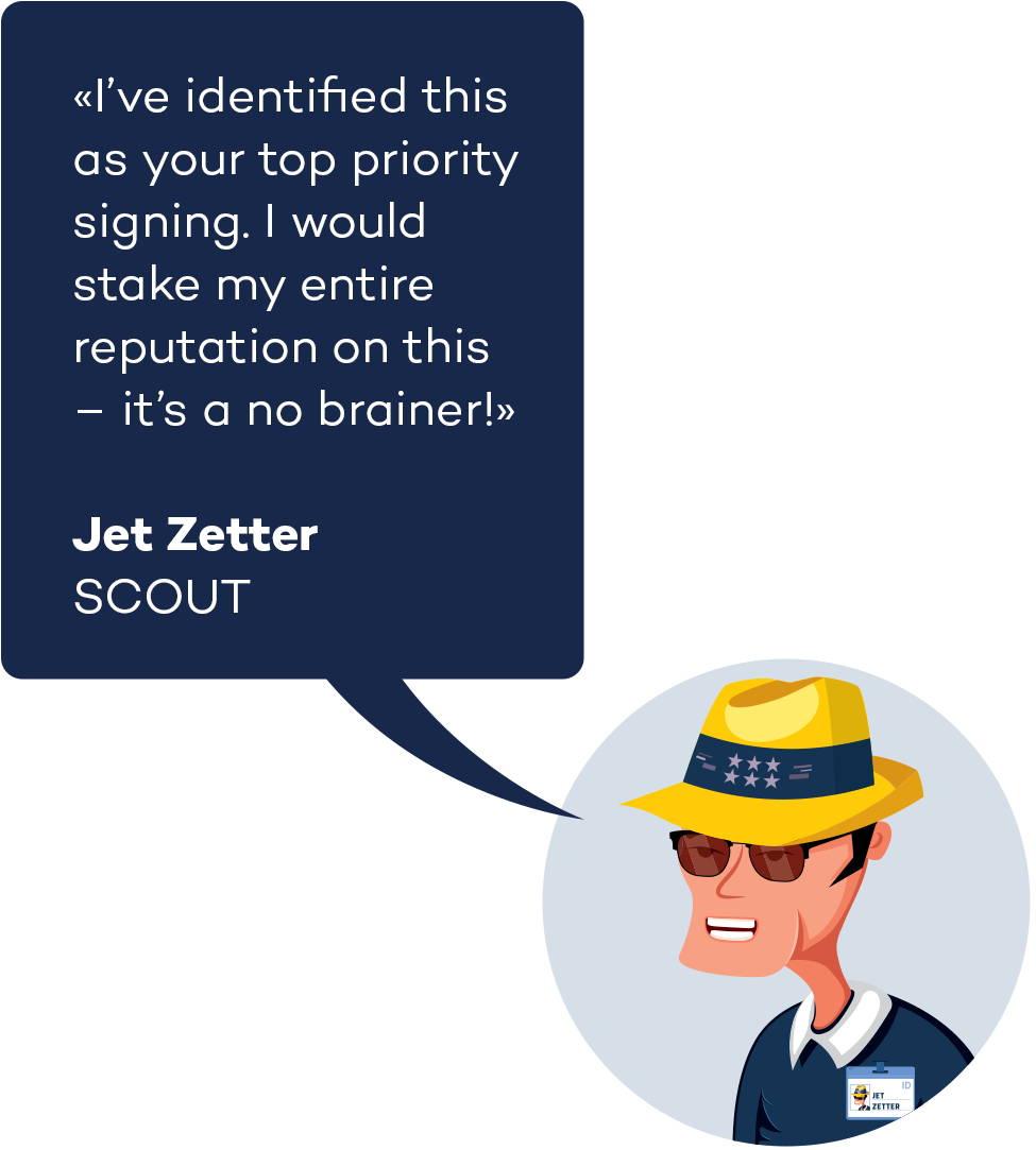 Superclub key staff - Jet Zetter, Scout