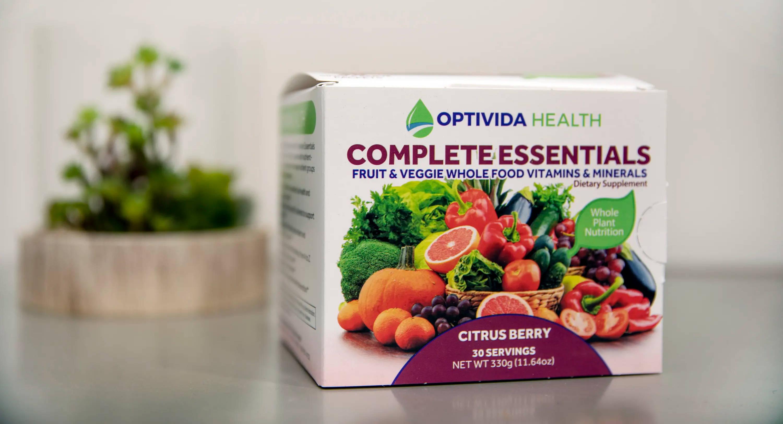 optivida health diet food