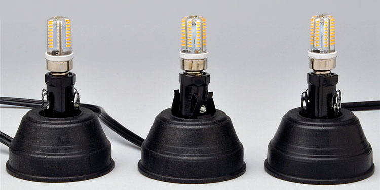 Gourd Lamp Hardware Kit (3 in a kit)