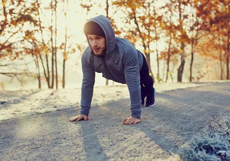 Sport ist ein effektives Mittel zum Stressabbau