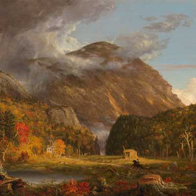 Hudson River School Art