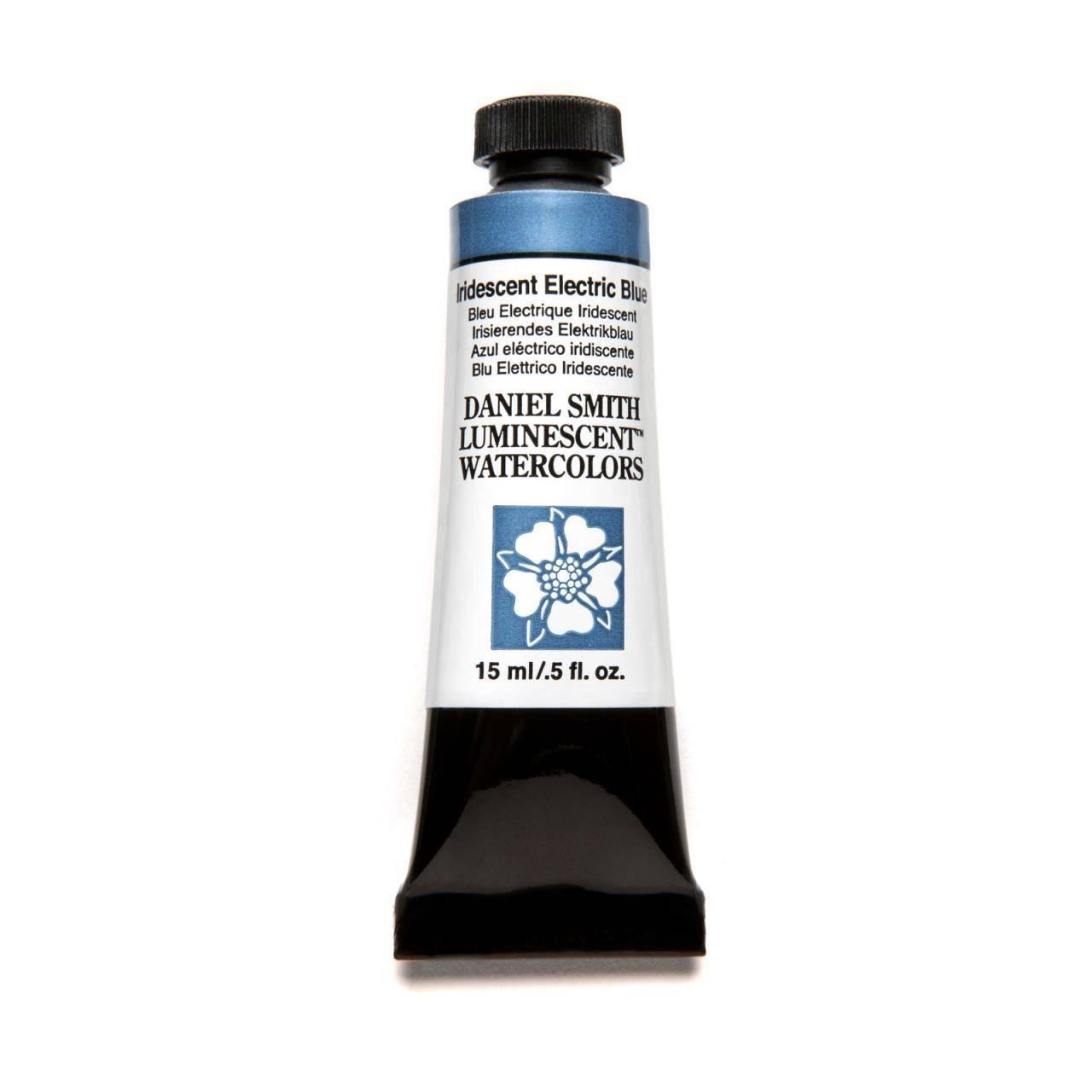 Daniel Smith Iridescent Electric Blue