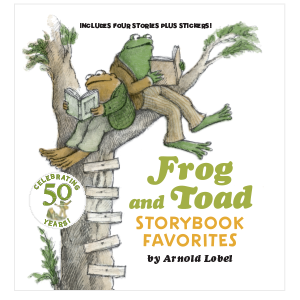 Frog and Toad Storybook Favorites