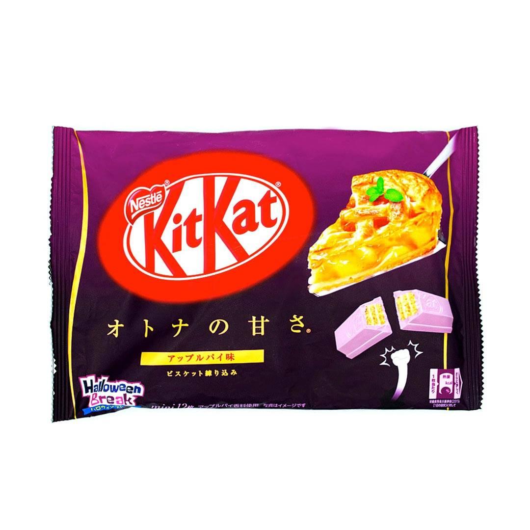 Japanese Apple Pie Kit Kat