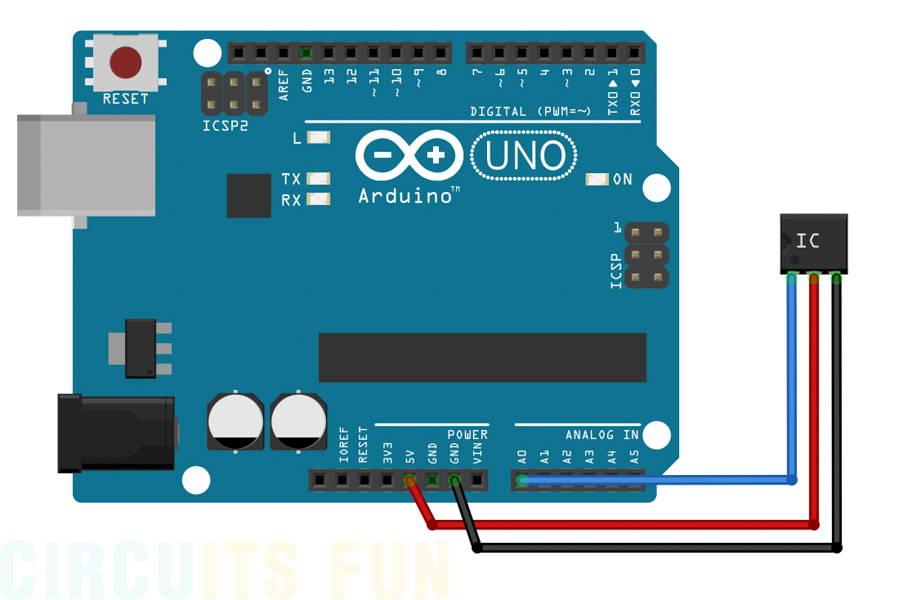 CIRCUiTS FUN MAKE iT WORK - KY-039 Heartbeat Sensor Module – CIRCUiTSFUN