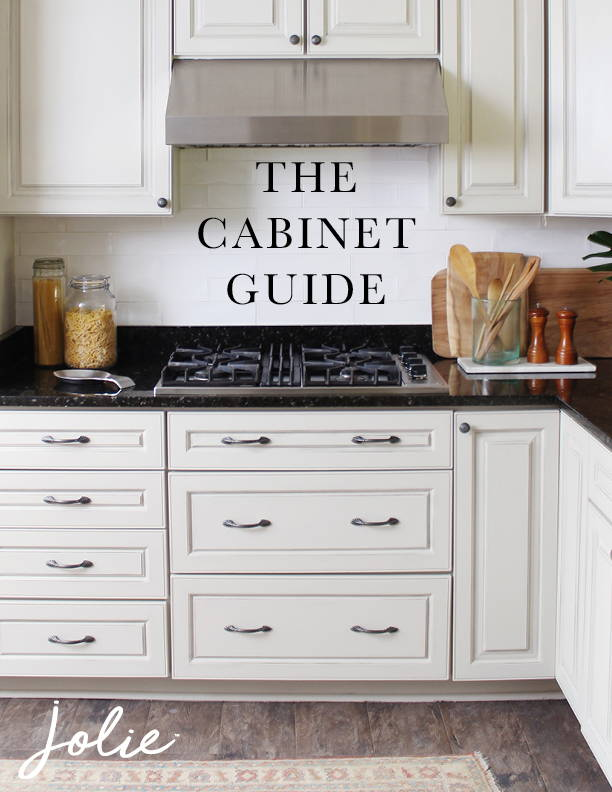 The Jolie Cabinet Guide