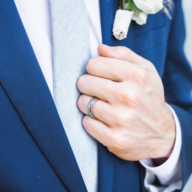 gay mens wedding bands