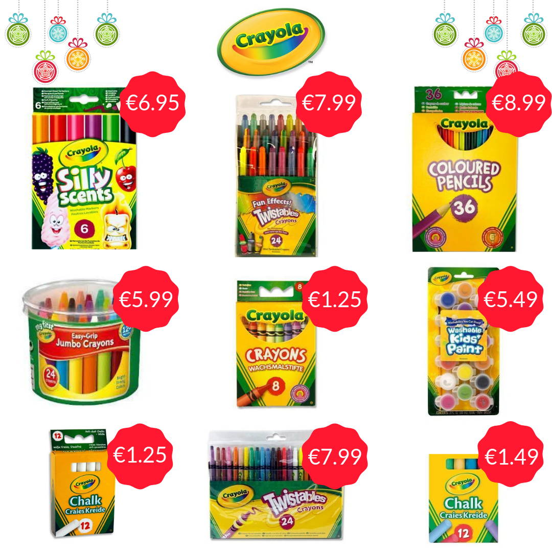 The Crayola Collection