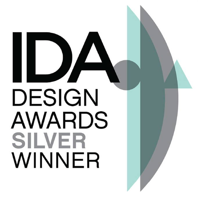 IDA design awards 2016 silver winnen