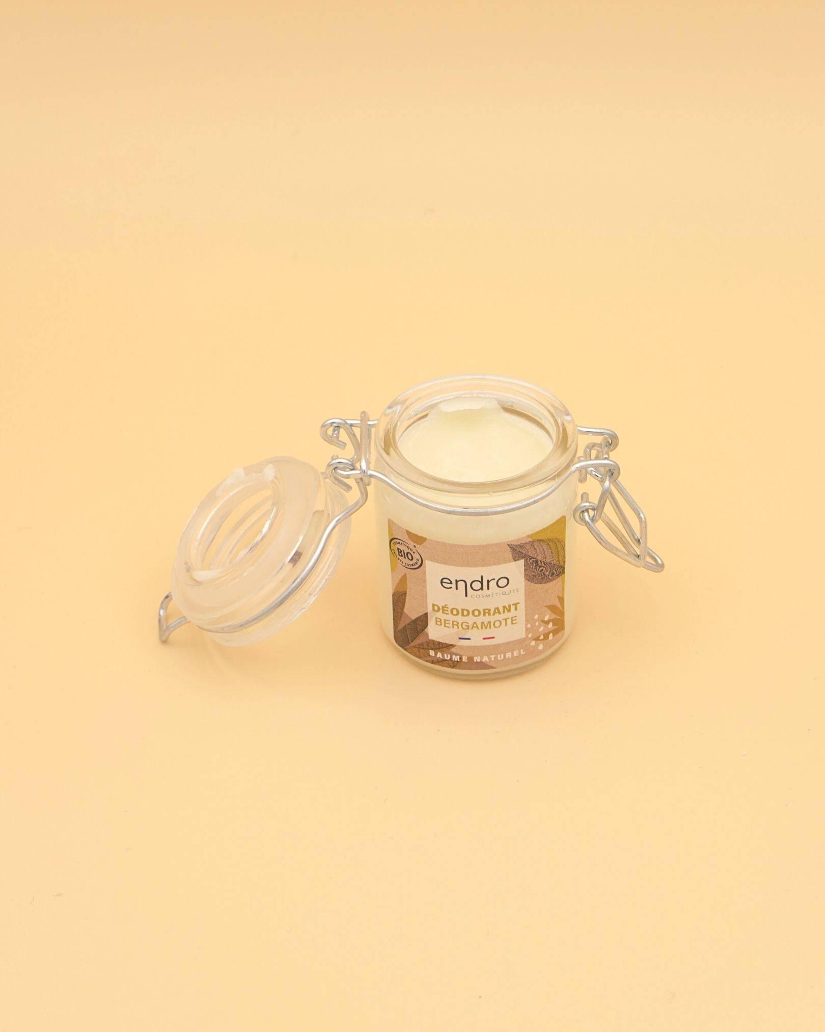 Le déodorant baume bergamote