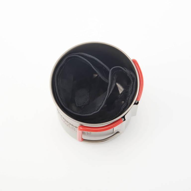 GSI(ジーエスアイ)/リユーサブル ジャバフィルター#4/ブラック