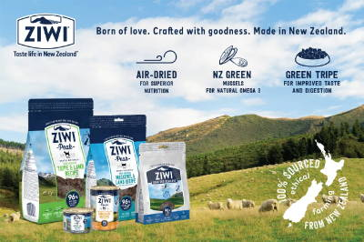 Ziwi Peak Air-dried Pet Food & Treats Collection