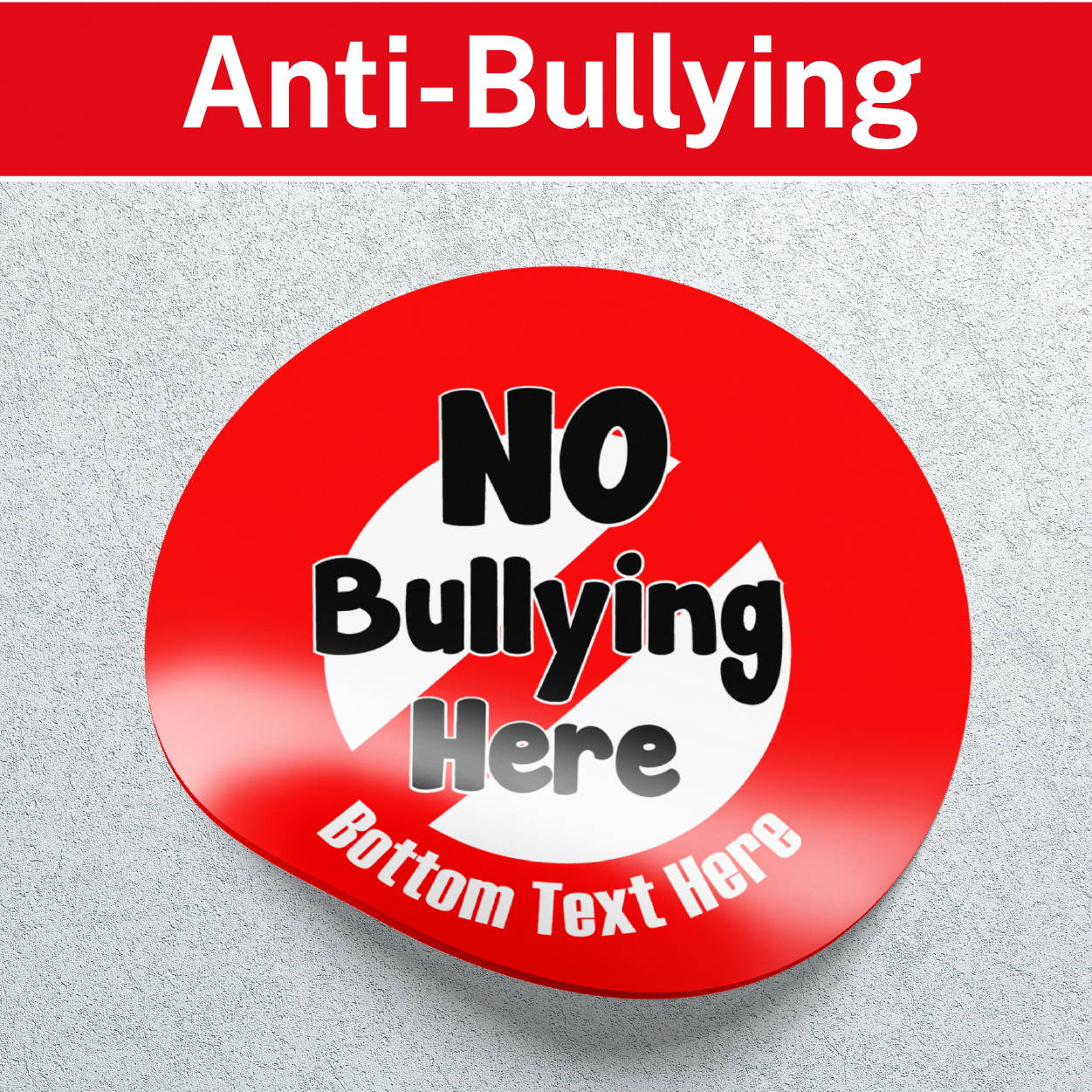 Anti Bullying Stickers