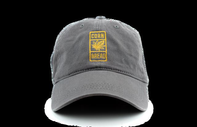 Cornbread Hemp Branded Hat